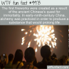 WTF Fun Fact – Firework Origins