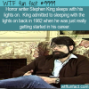 WTF Fun Fact – Oh The Horror