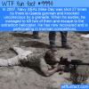 WTF Fun Fact – Bulletproof Ironman Soldier