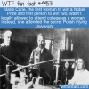 Fun Fact – Marie Curie Flying University