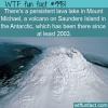 WTF Fact – Antarctic Lava Lake