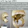 WTF Fact – Pac Man Skull