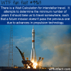 Fun Fact – Interstellar Travel Problem