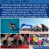 WTF Fun Fact – Boosting Wheelchairs