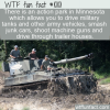 WTF Fun Fact – Tank Action Park