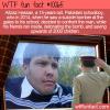 WTF Fun Fact – Schoolboy Hero