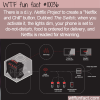 WTF Fun Fact – Netflix And Chill Button