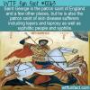 WTF Fun Fact – Saint George Patron Saint