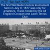 WTF Fun Fact – Wimbledon For Amateurs