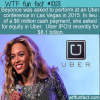 WTF Fun Fact – Brainy Beyonce