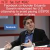 WTF Fun Fact – Facebook Founder