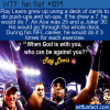 WTF Fun Fact – Ray Lewis Workout