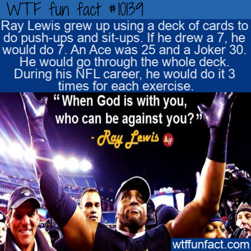 WTF Fun Fact - Grew Up Using A Deck Of Cards(1)