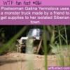 WTF Fun Fact – Postal Monster Truck