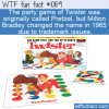 WTF Fun Fact – Twister Or Pretzel