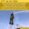WTF Fun Fact – Dubai Firefighters With Jetpacks