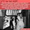 WTF Fun Fact – First TV Broadcast With Stooky Bill