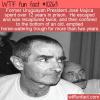WTF Fun Fact – Former Uruguayan President