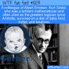 WTF Fun Fact – Kurt Gödel Diet