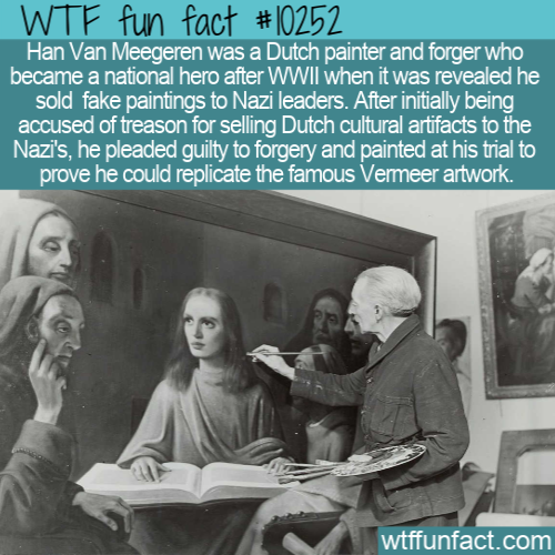 WTF Fun Fact - Master Forger