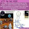 WTF Fun Fact – Astronaut Insurance
