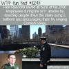 WTF Fun Fact – 9/11 Hero
