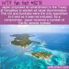 WTF Fun Fact – Racial Equality Treaty