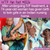 WTF Fun Fact – Geriatric Twins IVF