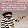 WTF Fun Fact – Laughing In Your Beard