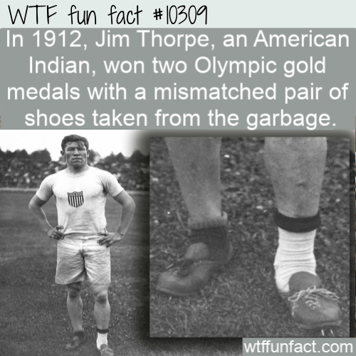 WTF Fun Fact - Golden Shoes