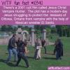 WTF Fun Fact – Jesus Christ Vampire Hunter
