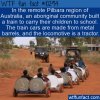 WTF Fun Fact – Pilbara School Train