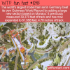 WTF Fun Fact – Largest Model Train Set