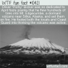 WTF Fun Fact – April Fools Volcano Prank