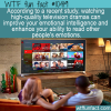 WTF Fun Fact – TV Improves Emotional Intelligence