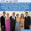 WTF Fun Fact – Friends Syndication Windfall