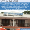 WTF Fun Fact – John Wayne Island