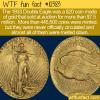 WTF Fun Fact – Rare Gold Coin