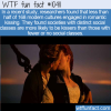 WTF Fun Fact – Romantic Kissing