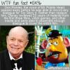 WTF Fun Fact – Mr. Potato Head
