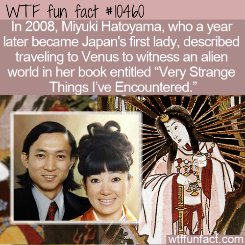 WTF Fun Fact - Witness Of Alien