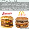 WTF Fun Fact – Big Mac Vs. Supermac