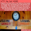 WTF Fun Fact – Half & Half Bar