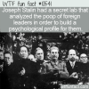 WTF Fun Fact – Stalin's Secret Fecal Lab