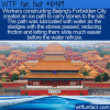 WTF Fun Fact – Ice Road To The Forbidden City