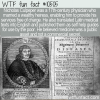 WTF Fun Fact – Good Guy Nicholas Culpeper