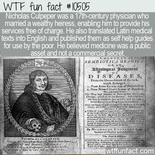 WTF Fun Fact - Medicine should Not Be A Commercial Secret