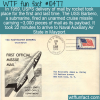 WTF Fun Fact – USPS Missile Mail