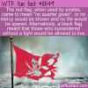 WTF Fun Fact – Pirate Flag Colors