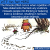 WTF Fun Fact – The Woozle Effect